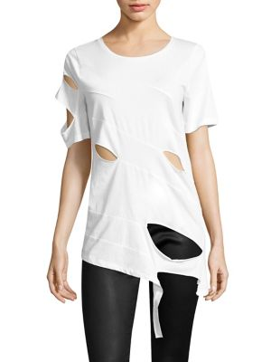 Each X Other Cut-Out T-Shirt
