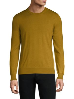 Wool & Cashmere Pullover by Corneliani