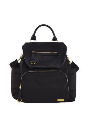 SKIP HOP Chelsea Backpack in Black