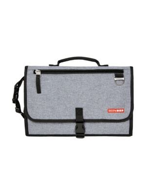 SKIP HOP Pronto Changing Station in Heather Grey