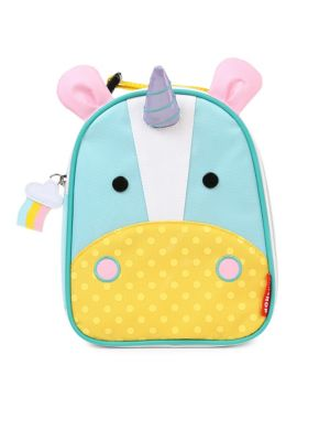 Kids Zoo Unicorn Insulated Lunch Bag