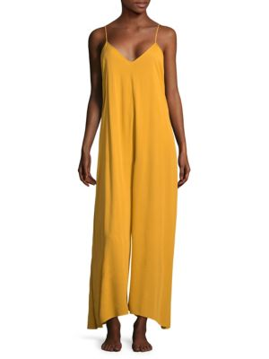 Mara Hoffman  Carly Coverup Jumpsuit