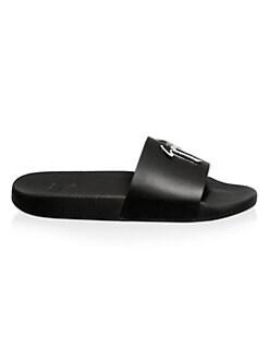 e04237cd2 Men - Shoes - Slides & Sandals - saks.com