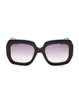 Lexi Square Sunglasses by Alice + Olivia