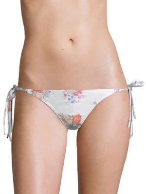 SINESIA KAROL Maite Bikini Bottom in Floral