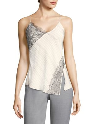 Jason Wu  Silk Cami Top