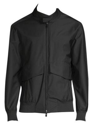J. LINDEBERG Chain Storm Jacket in Black