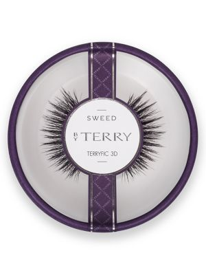 Image of Terryfic 3D is our most dramatic lash. It is handmade with our exclusive 3D technique for an intense look. This style is the icing on the cake for your evening makeup. Imported.