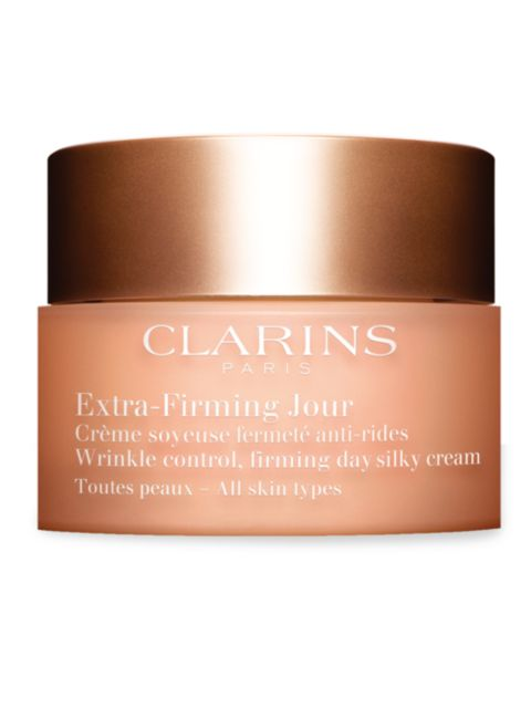 Clarins Extra-Firming Wrinkle Control Regenerating Night Cream | SaksFifthAvenue