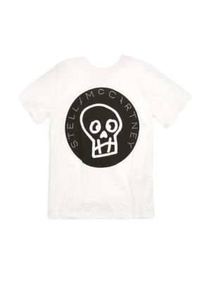 Toddlers Little Boys  Boys Arrow Skull Cotton Tee