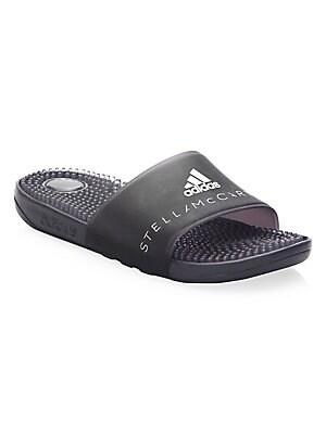 80683c4e9 adidas by Stella McCartney - Adissage Recovery Slide Sandals - saks.com