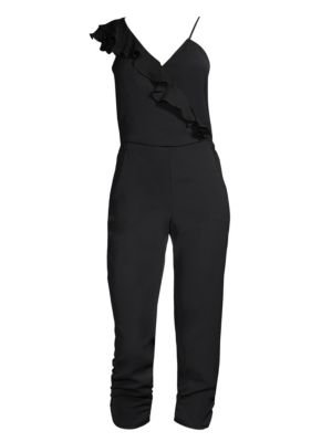 Parker Addison One Shoulder Jumpsuit