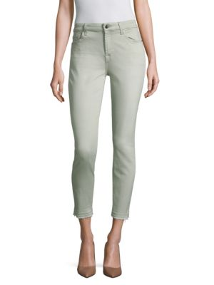 Jen7 By 7 For All Mankind  Released Hem Skinny Ankle Pants