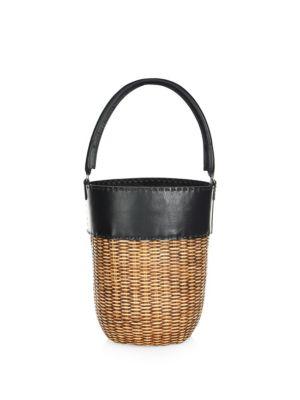 Kayu Lucie Straw Tote Bag