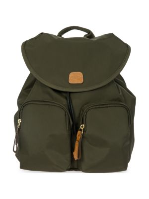 X-Travel City Backpack - Green, Olive