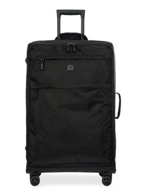 Bric's Men's Nylon Spinner Luggage In Black Black