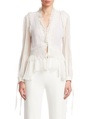 e728f3ba6eb0a silk-lace-blouse by jonathan-simkhai