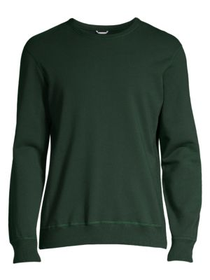 Cotton Crewneck Pullover by Reigning Champ