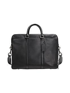 4e281d7ca3b9 Metropolitan Leather Briefcase BLACK. QUICK VIEW. Product image