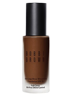 Image of WHAT IT IS A 16-hour wear, full-coverage foundation with a natural, multidimensional matte finish that's comfortable, breathable and weightless. Available in 43 shades that are expertly calibrated to your undertone to even out and correct the complexion i