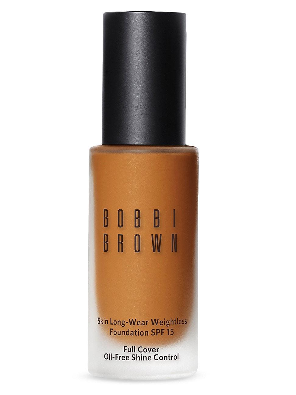 Bobbi Brown Skin Long-wear Weightless Foundation Spf 15 In Golden W 074