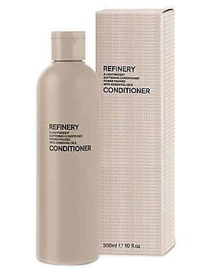 Image of A repairing and strengthening conditioner. A Lightweight softening conditioner power packed with essential oils. 10 oz. Made in UK. Cosmetics - Treatment Brand. Aromatherapy Associates.