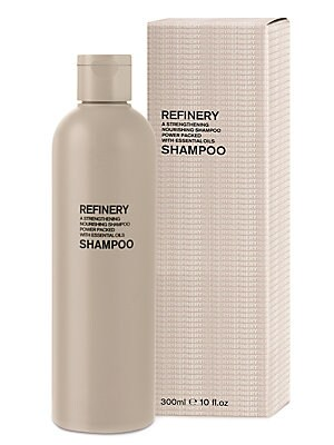 Image of A strengthening and repairing shampoo power packed with essential oils. 10 oz. Made in UK. Cosmetics - Treatment Brand. Aromatherapy Associates.