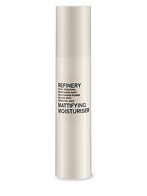 Image of A light and easily absorbed moisturizer to instantly reduce shine, resulting in matte looking skin, Pumpkin Seed extract reduces shine with special optical effects while Oat Kernel Flour soothes and protects skin, and powerful Sodium Hyaluronate gives a b