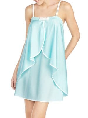 Tulip Overlay Chemise by Kate Spade New York