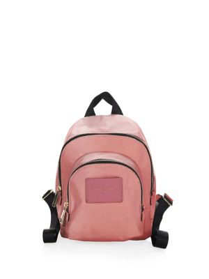 Mini Double Backpack by Marc Jacobs