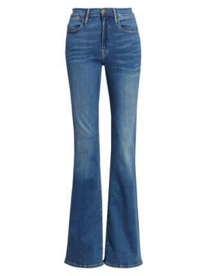 Le High Flare Columbus Jeans