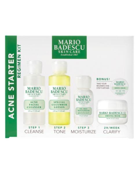 Mario Badescu Acne Starter 5-Piece Kit | SaksFifthAvenue