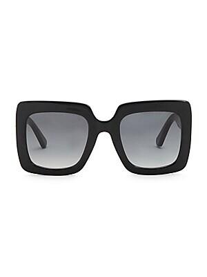 6c8749ef77 Gucci - Urban 53MM Square Sunglasses