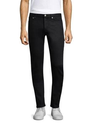 Petit New Standard Skinny Fit Jeans In Black