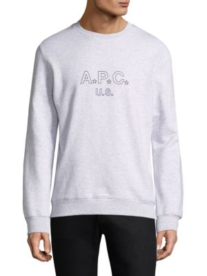 A.p.c.  Graphic Sweatshirt
