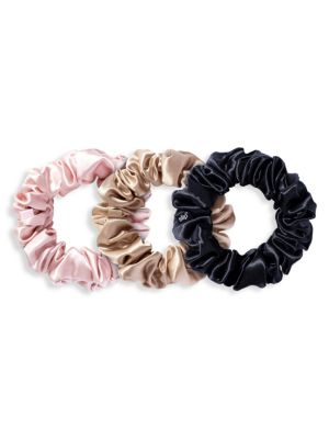 Slip 3 Pack Large Silk Scrunchies