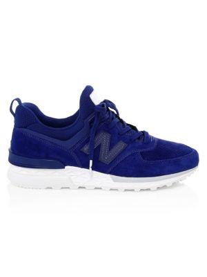 574 Sport Suede Sneakers