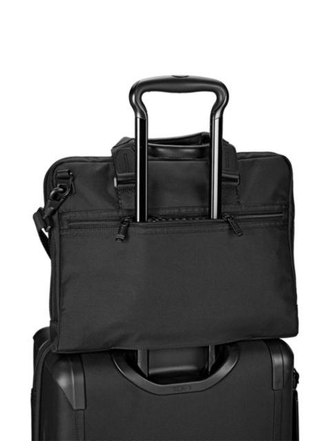 Tumi Alpha Bravo Aviano Slim Briefcase | SaksFifthAvenue