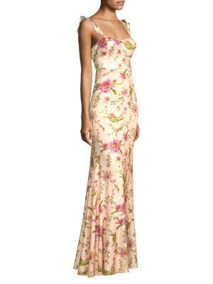 Rachel Zoe  Leola Sequin A-Line Gown