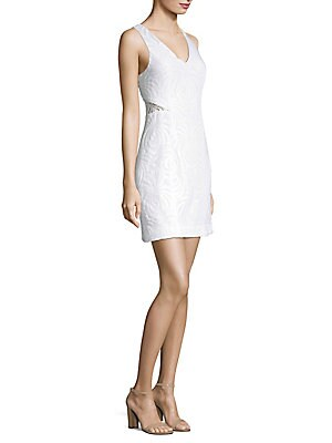 e5d2a90cbfa168 Lilly Pulitzer - Blakeley Lace Mini Dress - saks.com