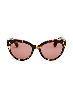 f44b55e4de9 Oliver Peoples - Roella 55MM Cat-Eye Sunglasses