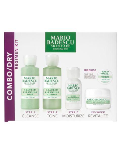 Mario Badescu Combination & Dry Skin Regimen Kit | SaksFifthAvenue