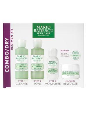 Mario Badescu Combination Dry Skin Regimen Kit