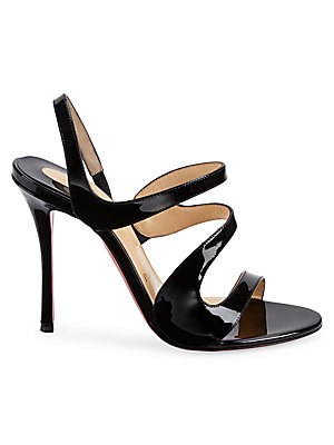 d8d1233f6ee5 Christian Louboutin - Vavazou 100 Leather Sandals - saks.com