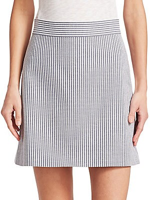 283e002c34f76 Theory - High Waist Mini Skirt - saks.com