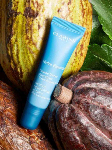Clarins Hydra-Essentiel Moisture Replenishing Lip Balm | SaksFifthAvenue