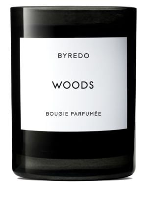 Byredo Woods Scented Candle/8.5 oz.