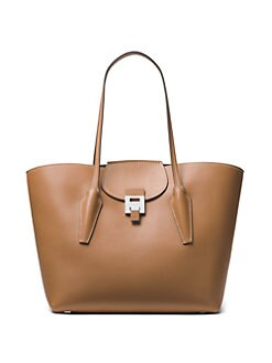 1487ef3affcc Michael Kors Collection Bancroft Large Tote