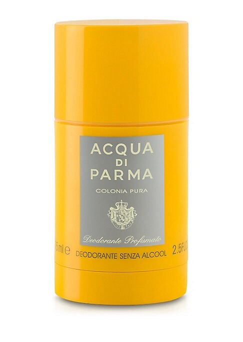 Image of A new and alcohol-free formula ideal for sensitive skin. Delicately perfumed with the essence of Colonia Pura, it guarantees a pleasant feeling of day-long freshness. 2.5 oz. Made in Italy.