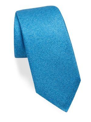 Kiton  Textured Silk Tie